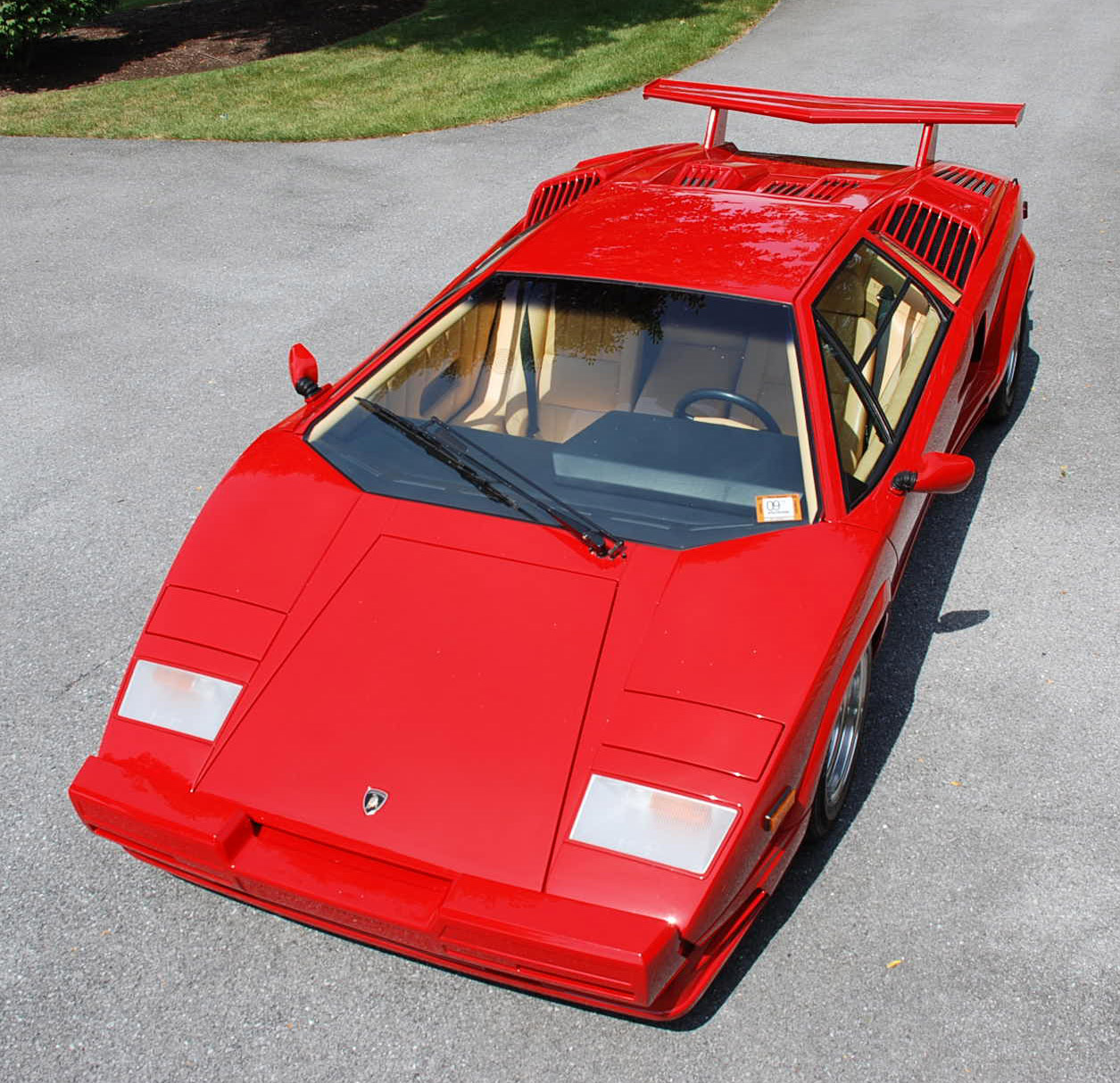 Lamborghini Countach Tire Size Lamborghini Super Car